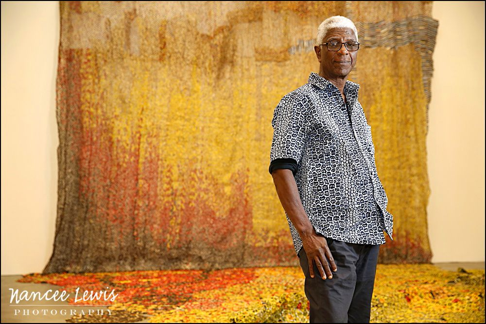 NL_El_Anatsui_343760_x_007_WEB_S For El Anatsui, the Kunstmuseum Bern is decked out in metallic colors