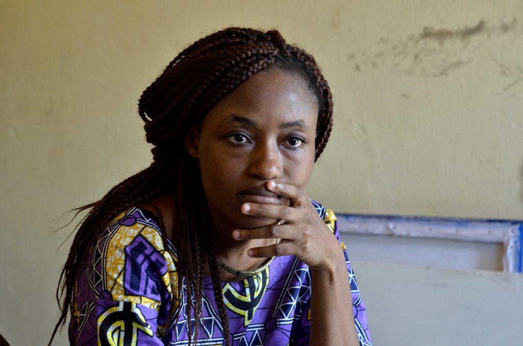 Moufouli Bello, artiste photographe Bénin
