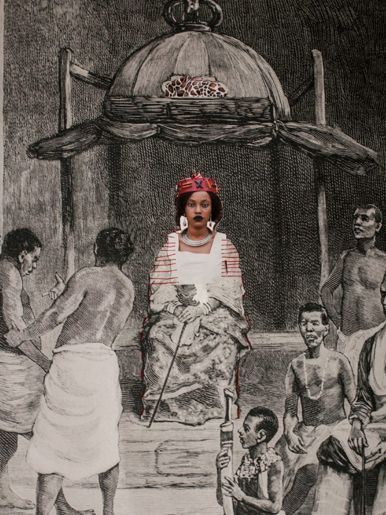 001-768x1024 AGBARA WOMEN: ISHOLA AKPO puts African queens back in history