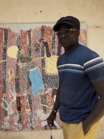 Kassou-Seydou Exhibitions : The Cecile Fakhoury Gallery presents a series of travels