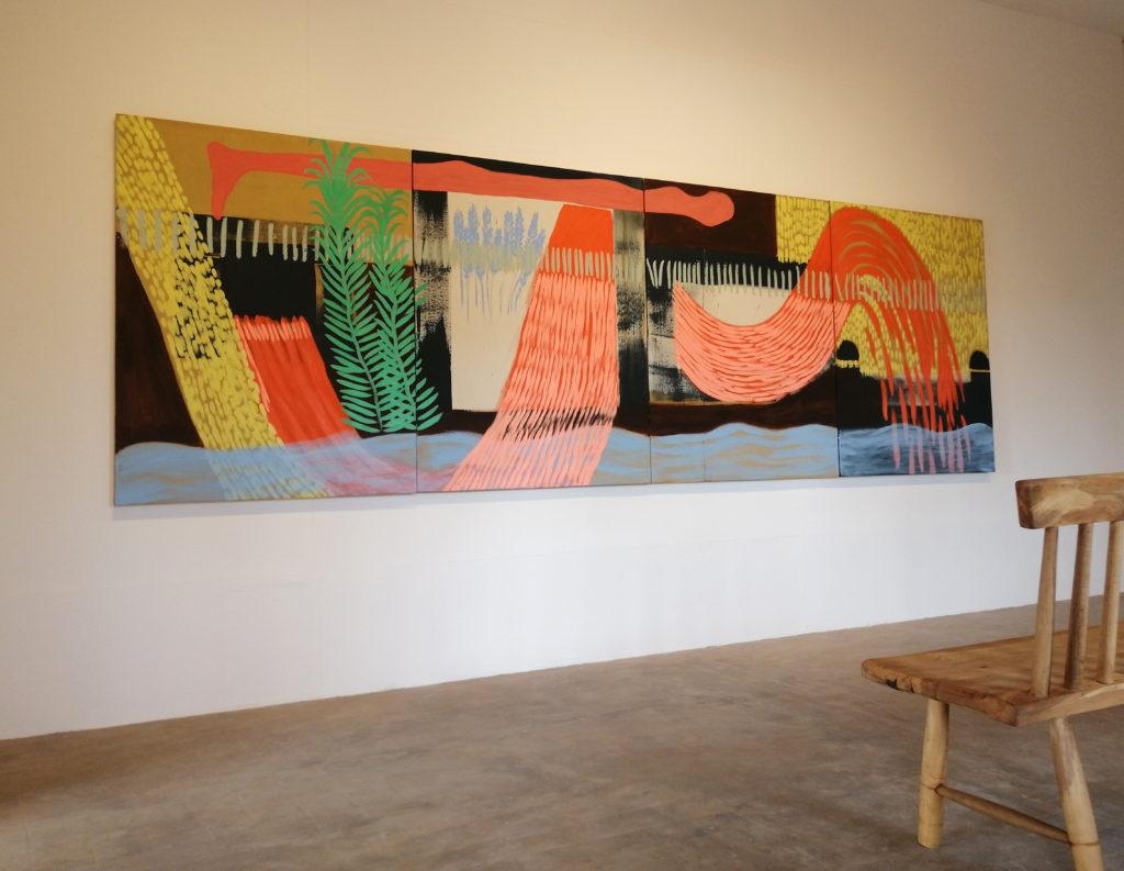 L'exposition « Gros Câlin » de Jérémy Demester au Musée de la Fondation Zinsou à Ouidah
