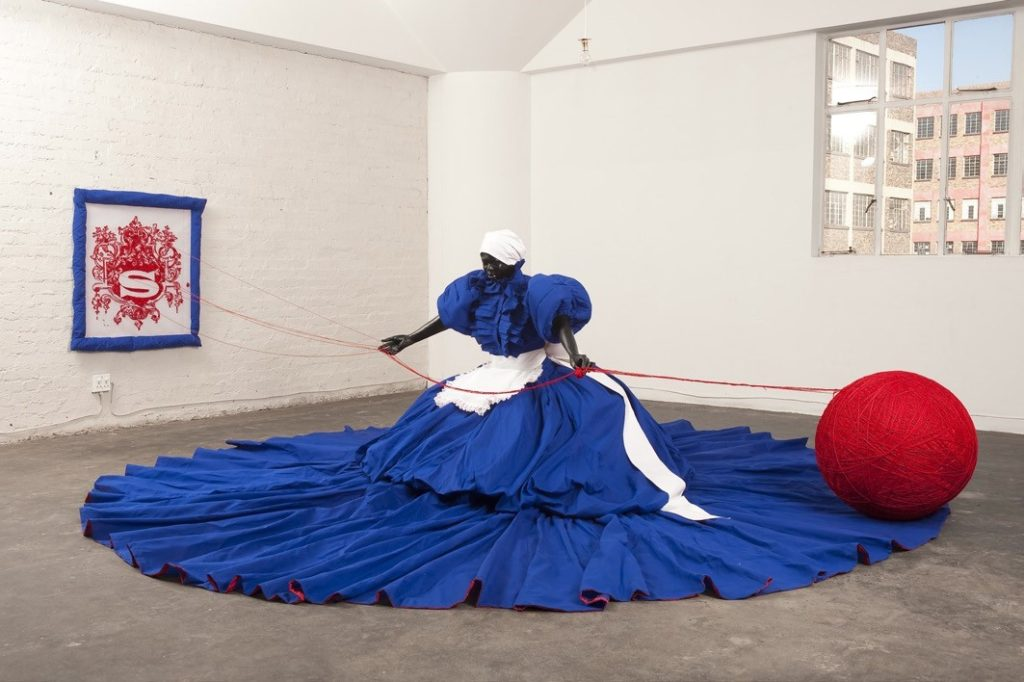 """Mar-1024x682 The dimension of the feminine gender is invited to the Frac Nouvelle-Aquitaine for the exhibition """"Memoria: Tales of another history"""""""
