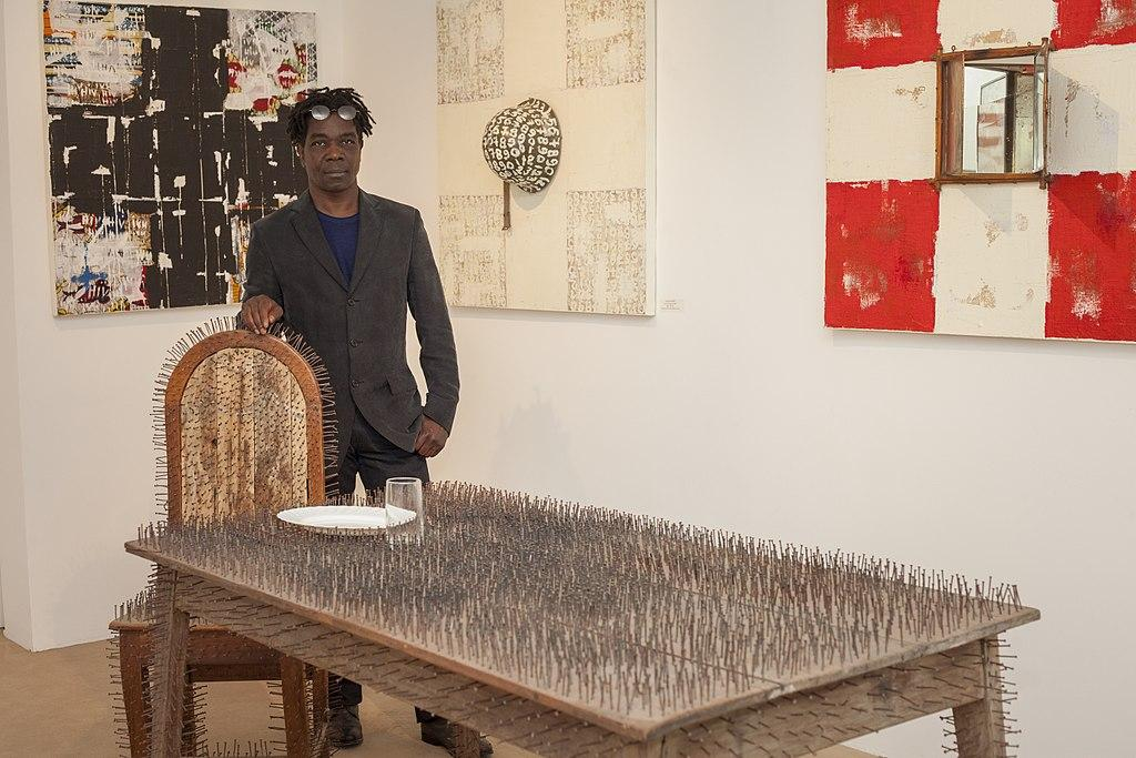 1024px-Julien_VIGNIKIN « Contemporary Benin » : The incensement of the Beninese contemporary scene in Ivory Coast.