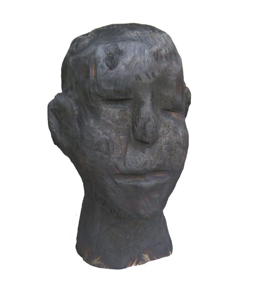 c-cilefakhoury-jems-koko-bi-no-man-s-land-17-2016-849x1024 The sculptor Jems Koko Bi presents  « Patrimoine » at the Cécile Fakhoury Gallery in Abidjan