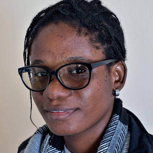 geraldine Géraldine Tobé : this « artivist » who puts art at the service of mental health.