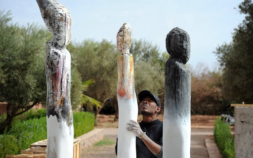 unnamed « Contemporary Benin » : The incensement of the Beninese contemporary scene in Ivory Coast.