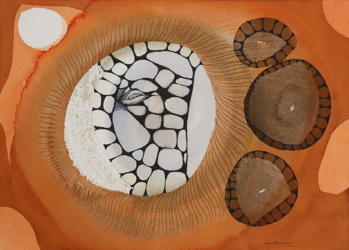 ADA UDECHUKWU présente « Particles in Motion » au SMO Contemporary Art