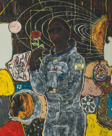Godwin-CHAMPS-NAMUYIMBA-Dreamers Contemporary African Art Auction : a record and wonderful surprises at Artcurial