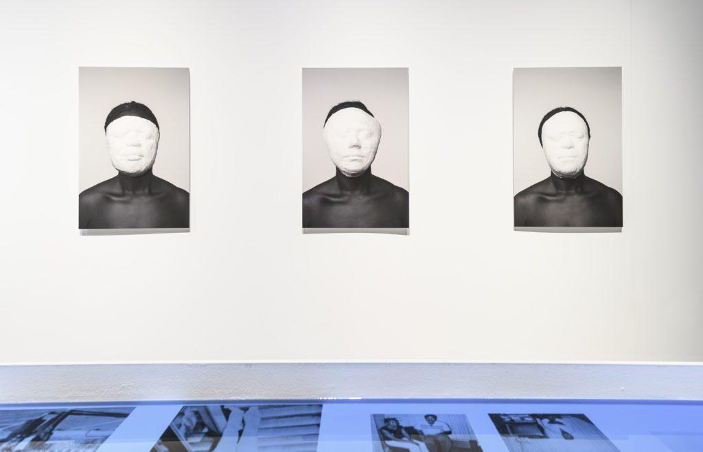 Michèle-Magema-photo-c-Léonard-Pongo-1024x658 « Watermarks, silent traces » : Michèle Magema's exhibition at the Kunsthal Extra City's chapel space