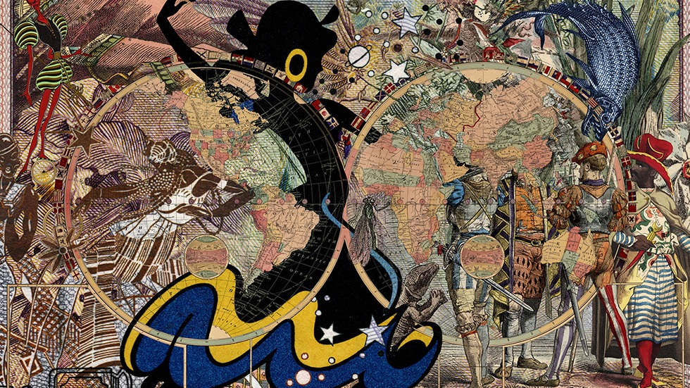 MALALA-ANDRIALAVIDRAZANA Flashback on « La clairière d'Eza Boto », an immersion of contemporary artists in the work of Mongo Beti
