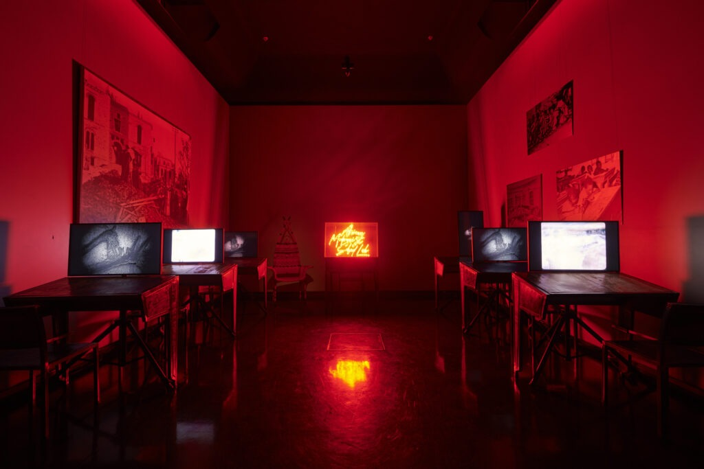 « The African Shed Laboratory », the installation by musicologist Kemi Bassene at the Musée du Quai Branly
