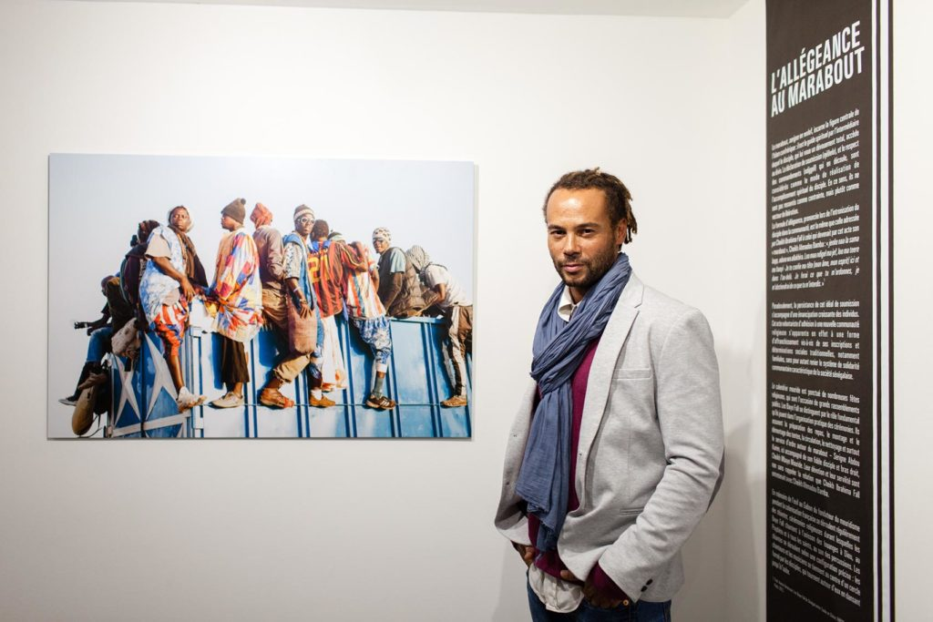 fabrice-monteiro-the-artist-1024x683 «Signares», an exhibition by Fabrice Monteiro at the Galerie Magnin-A in Paris