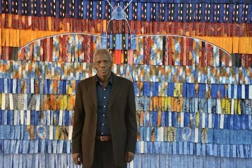 unnamed-2 Abdoulaye Konaté presents «Les Plis de l'Âme» at Gallery 38 in Casablanca