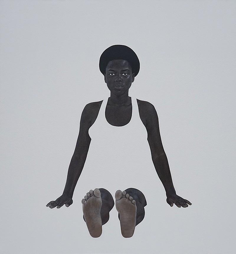 Sungi Mlengeya presents « Just Disruptions » at Afriart Gallery in Kampala