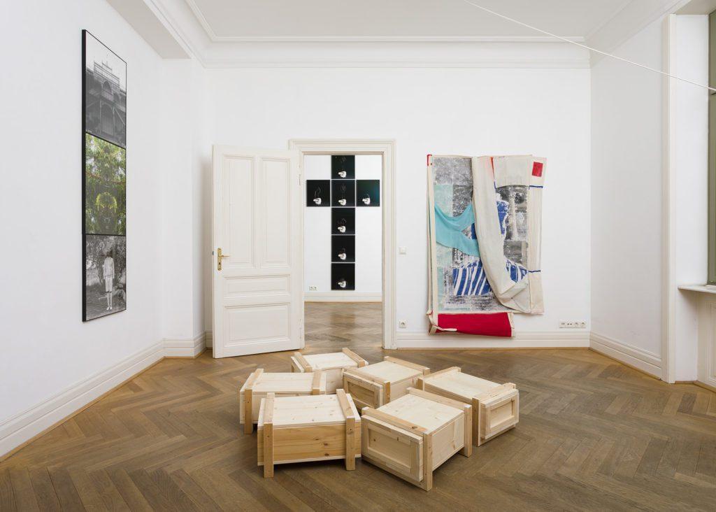 Januário Jano presents « Arquivo Mestre » at Jean-Claude Maier Gallery in Frankfurt am Main