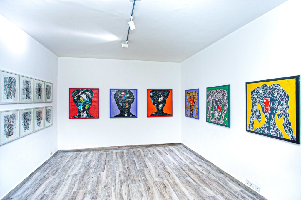 Busayo Lawal et E.D. Adegoke exposent à la Galerie KÓ de Lagos