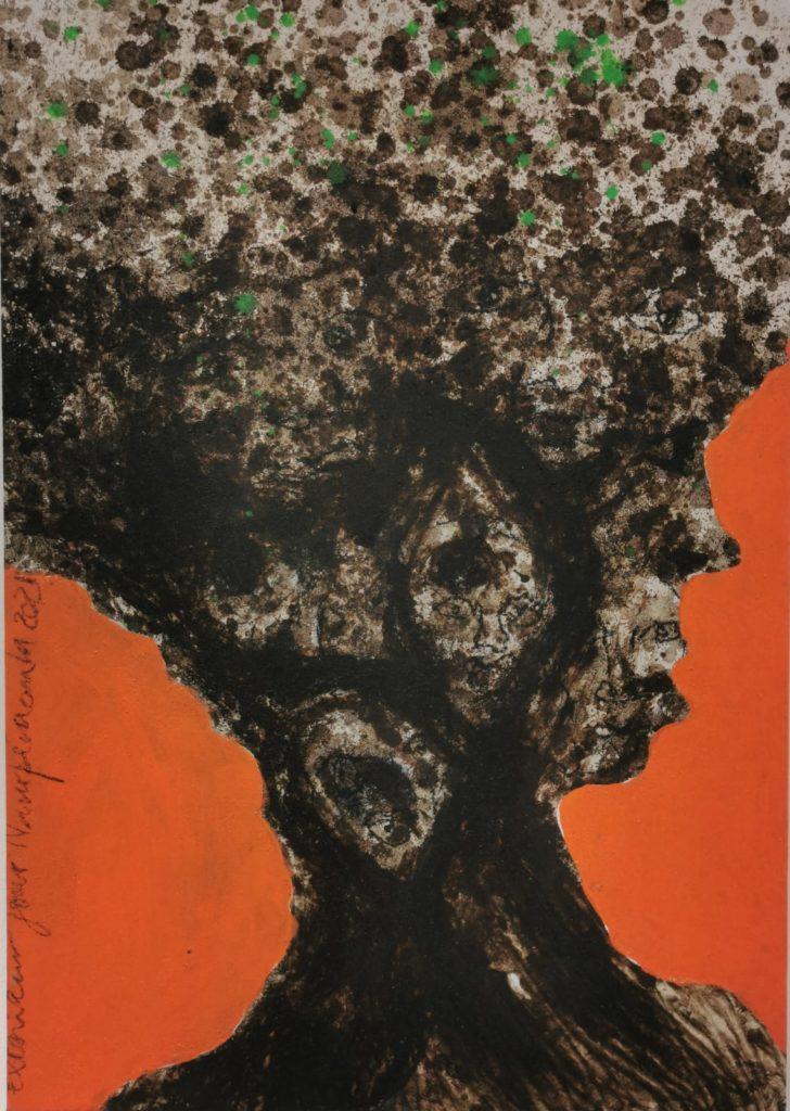 La galerie LouiSimone Guirandou s'ouvre à la jeunesse, à la nouveauté et à la variété du continent avec l'exposition « Découvertes »