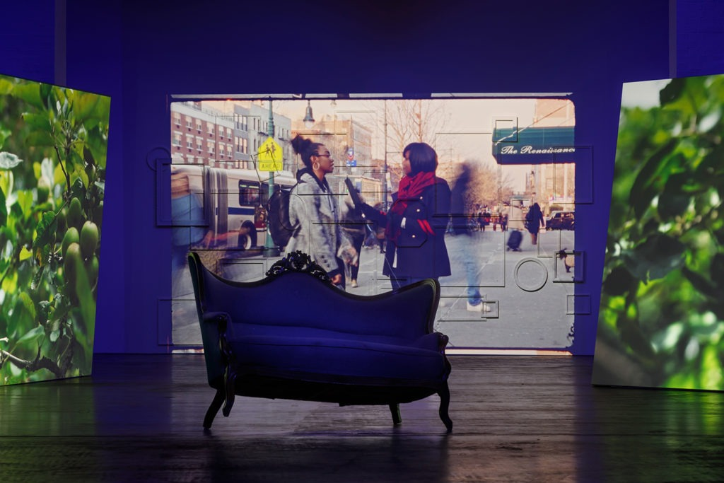 """Ja'Tovia Gary, presents """"« The Giverny Suite » at Zollamt MMK in Frankfurt am Main"""