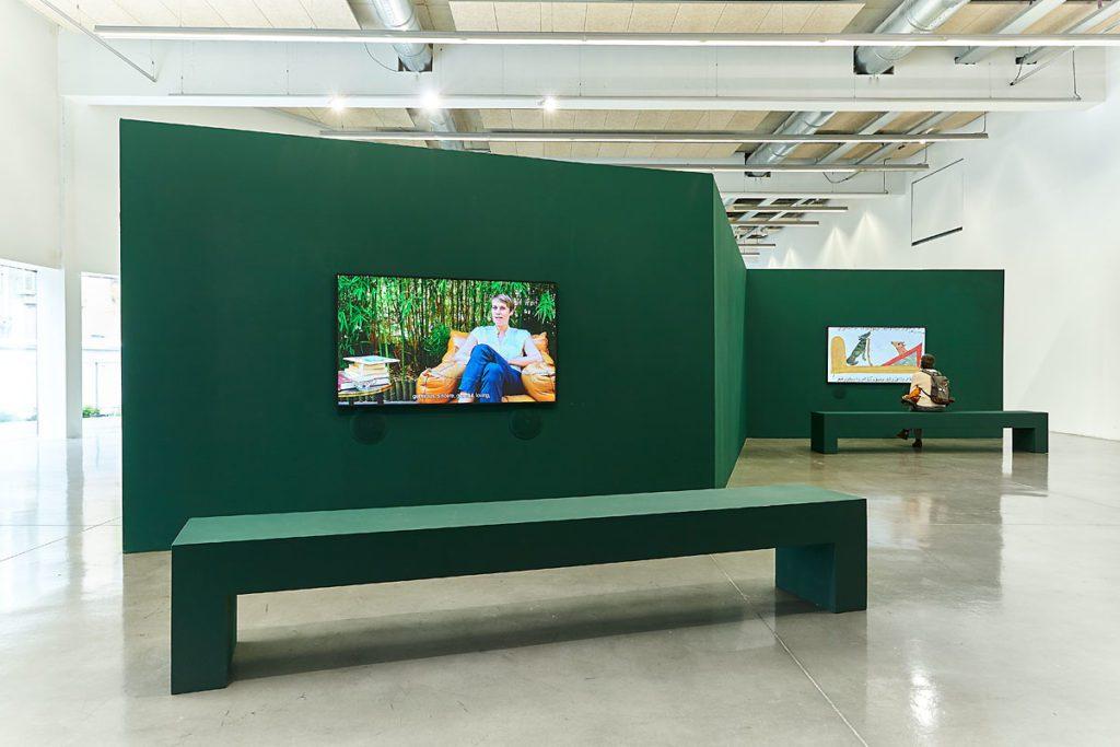 The French-Algerian artist Katia Kameli presents « Elle a allumé le vif du passé » at the FRAC of Marseille