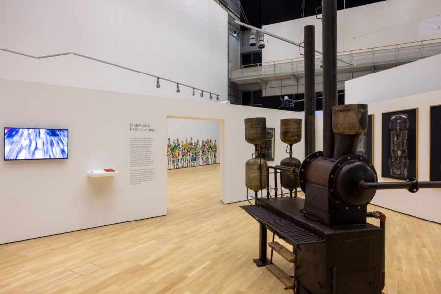 « Oil : Beauty and Horror in the Petrol Age » at the Kunstmuseum Wolfsburg