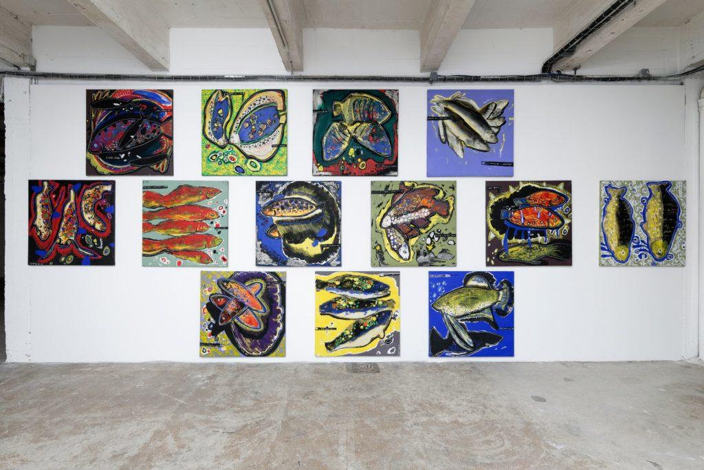« Là où est la mer... », a group exhibition of African artists from the riparian nations at the Passerelle Centre d'art contemporain de Brest