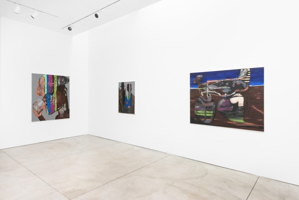 Forrest Kirk presents « A Villain's Origin Story » at the Marianne Boesky Gallery in Aspen, USA